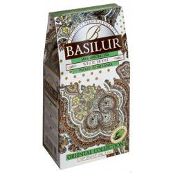 Чай Basilur картон 100г Вост. коллекция Белая Луна