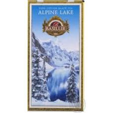 Чай Basilur 75г Моменты Альпийское озеро ж/б
