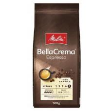Melitta BellaCrema 500г Espresso зерно