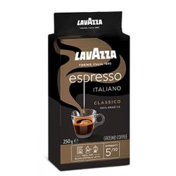 Lavazza 250г Espresso 100% arabica молотый