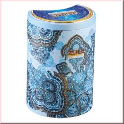 Чай Basilur 100г Вост. коллекция Морозный день ж/б