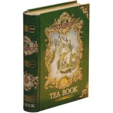 Чай Basilur 100г  Чайная книга  Том 3 ж/б