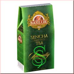 Чай Basilur картон 100г Избр. классика Сенча
