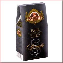 Чай Basilur картон 100г Избр. классика Эрл Грей