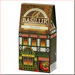 Чай Basilur картон 100г  Дом  Чайный магазин