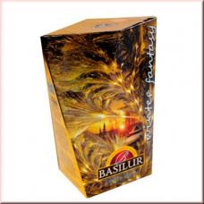 Чай Basilur картон 85г Зимняя фантазия Зимняя мечта