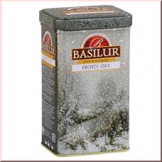 Чай Basilur 85г Подарочная  Морозный день  ж/б