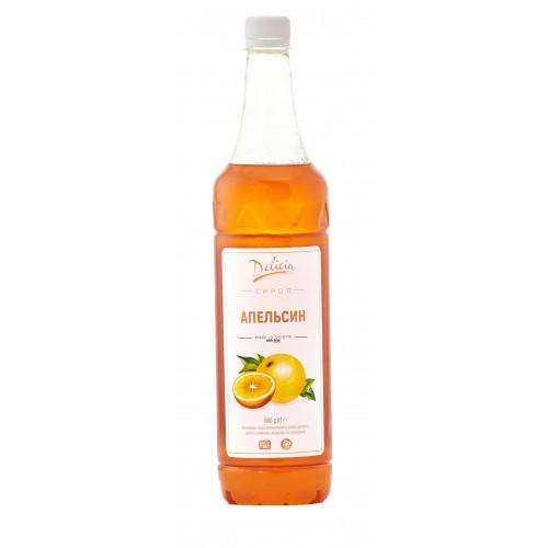 Наполнитель Сироп 1,3кг Апельсин