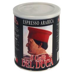 Del Duca 250г Espresso Arabica (черн) мол ж/б