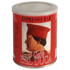 Кофе молотый Del Duca Espresso Bar 250гр Ж\Б