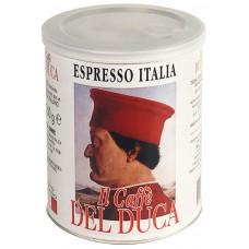 Кофе молотый Del Duca Espresso Italian 250гр Ж\Б