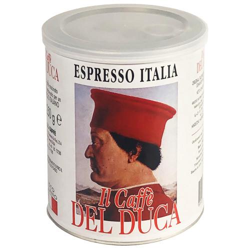 Del Duca 250г Espresso Italiano (бел) мол ж/б