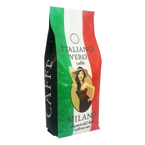 Italiano Vero MILANO 1000г зерно
