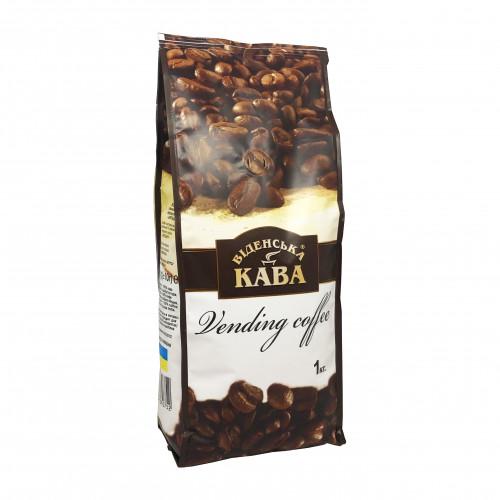 Віденська кава Vending 1кг зерно