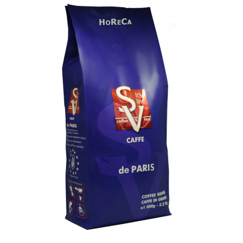 SV  caffe 1000г Caffe de Paris