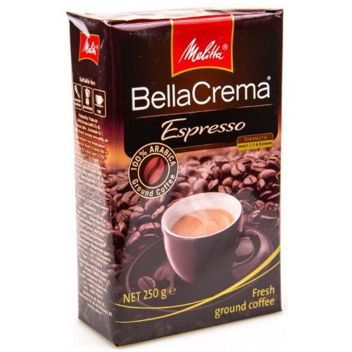 Melitta BellaCrema 250г Espresso мол