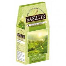 Чай Basilur картон 100г  Лист Цейлона Раделла