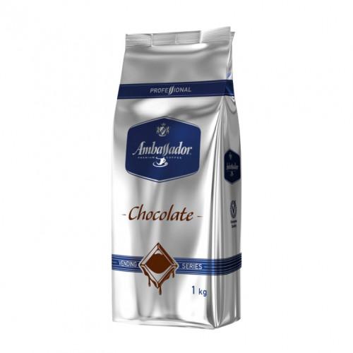 Растворимый шоколад Ambassador Ciocolate 1000г