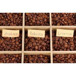 Виды кофе, кроме арабики и робусты