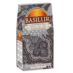 Чай Basilur картон пакет В.коллекция  Персидский Граф Грей  25 пак