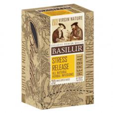 Чай Basilur картон пакет  Природная Коллекция Релакс 20пак