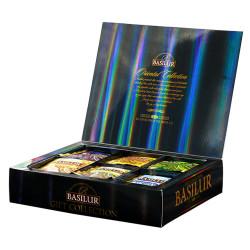 Чай Basilur картон пакет В.коллекция Под. коллекция  60 пак (саше)