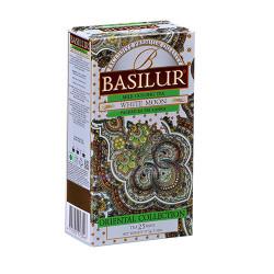 Чай Basilur картон пакет В.коллекция  Белая Луна  25 пак