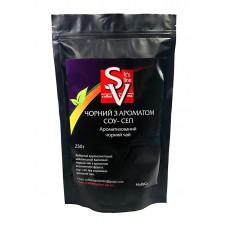 """Чай SV черный """"С ароматом саусепа"""" 250г"""