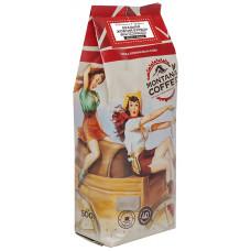 Кофе в зернах Montana Бразилия Желтый Бурбон 500г