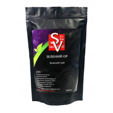 "Чай SV зеленый ""Зеленый ОР"" 250г"