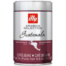 Illy 250г Macinato  Гватемала  зерно ж/б