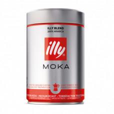 Illy 250г Espresso  Moka  (молотый) ж/б