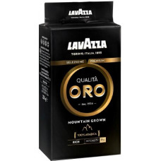 Lavazza 250г Qualita Oro (BLACK) Mountain Growg (зерно)
