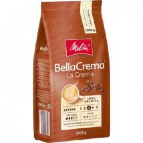 Melitta BellaCrema La Crema 1кг зерно