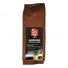 Кофе в зернах SV caffe Morning Робуста Премиум 100г