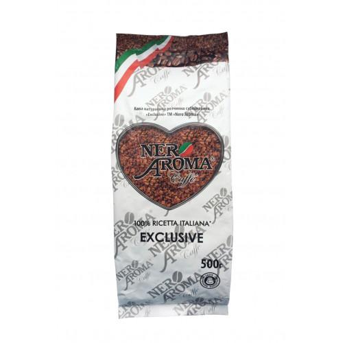 Nero Aroma Exclusive растворимый ( БЕЛАЯ) 500г