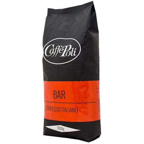 Poli Bar Rosso 1кг зерно