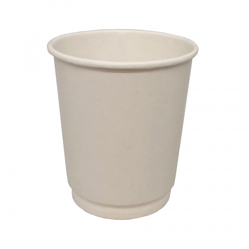 Стакан      картонный     500мл   Белый   Глянец   Двухслойный (18шт рукав)